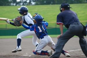 野球でヘルニア発症